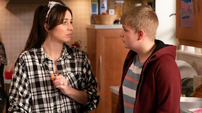 Max and Shona - Coronation Street - ITV