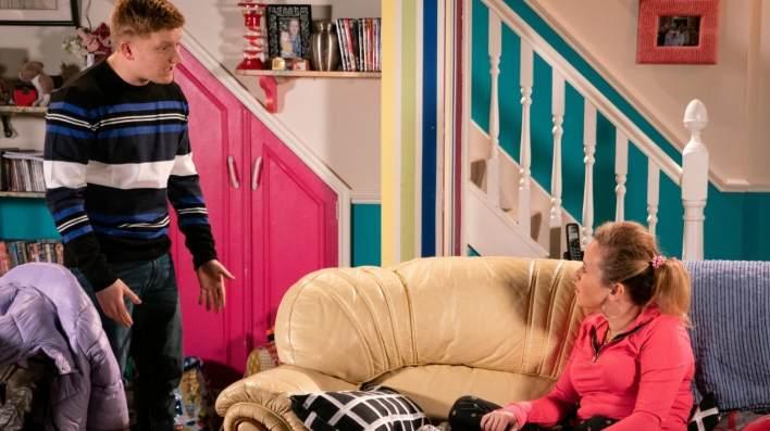 Chesney and Gemma - Coronation Street - ITV