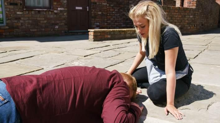Bethany and Craig - Coronation Street - ITV