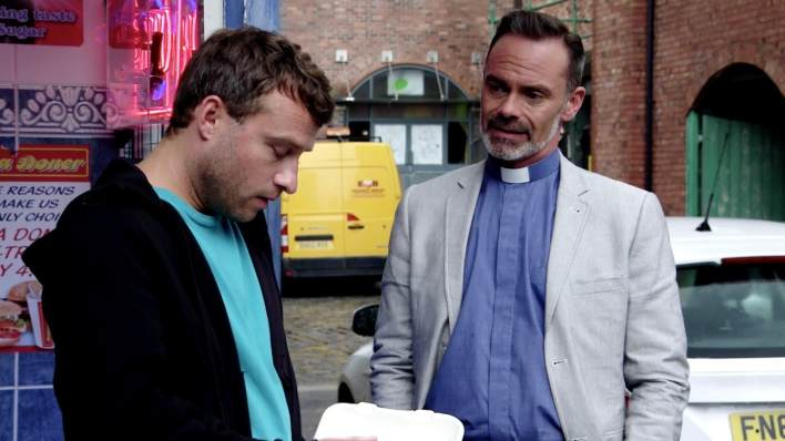Paul and Billy - Coronation Street - ITV