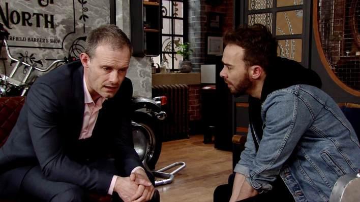 Nick and David - Coronation Street - ITV