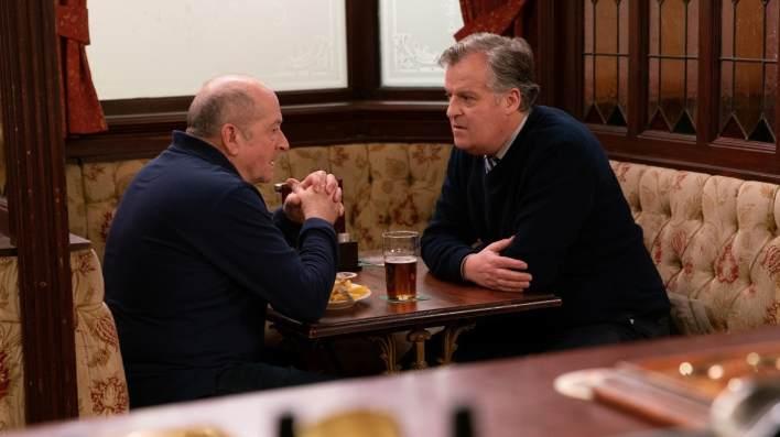 Geoff and Brian - Coronation Street - ITV