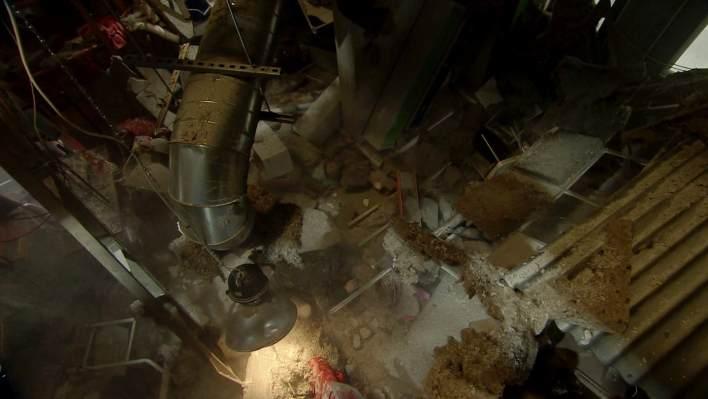 Underworld Collapse - Coronation Street - ITV
