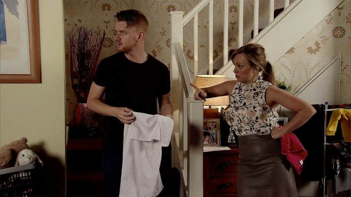 Sarah and Gary - Coronation Street - ITV