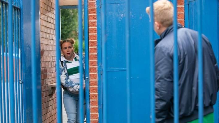 Gemma and Chesney - Coronation Street - ITV