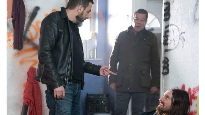 Peter and Johnny - Coronation Street - ITV