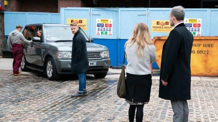Tyrone, Maria, Gary, Sarah and Nick - Coronation Street - ITV