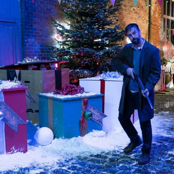 Shona and Derek - Coronation Street - ITV