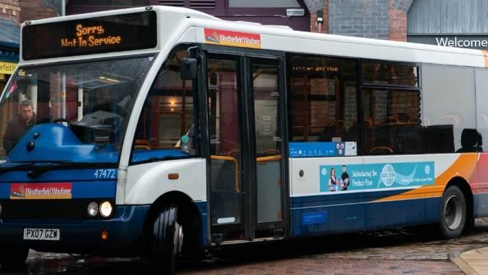 Bus - Coronation Street - ITV