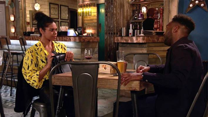 Grace and Michael - Coronation Street - ITV