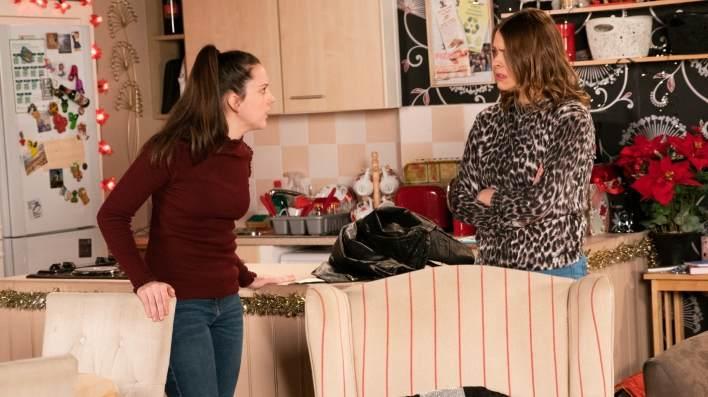 Amy and Tracy - Coronation Street - ITV