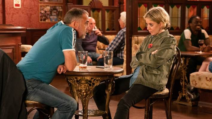 Kevin and Abi - Coronation Street - ITV