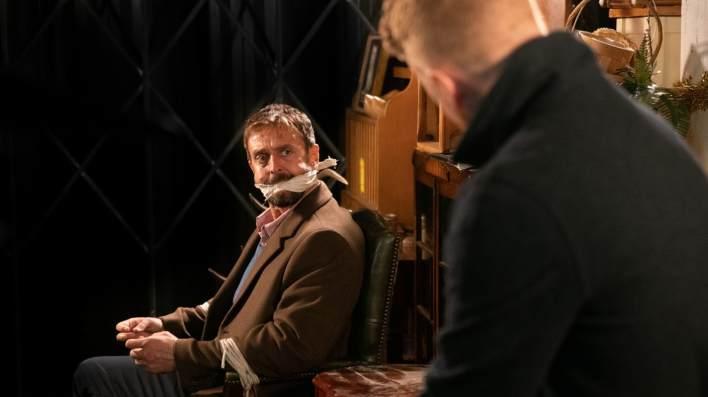 Derek and Gary - Coronation Street - ITV