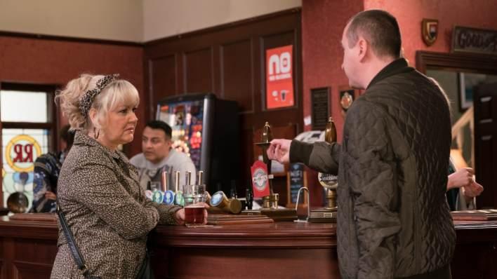 Beth and Kirk - Coronation Street - ITV