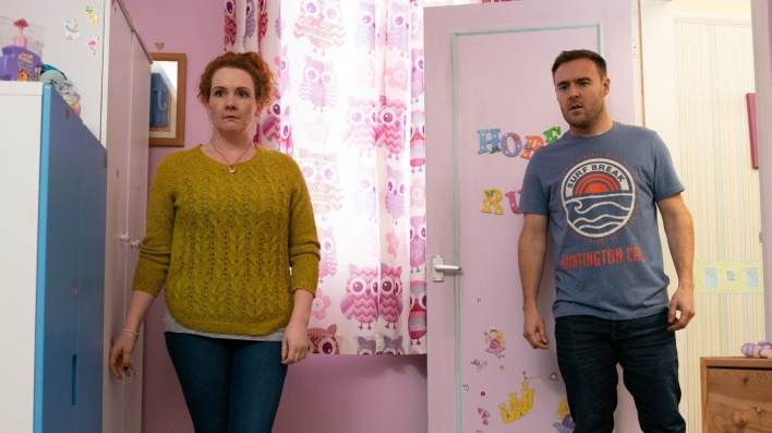 Fiz and Tyrone - Coronation Street - ITV