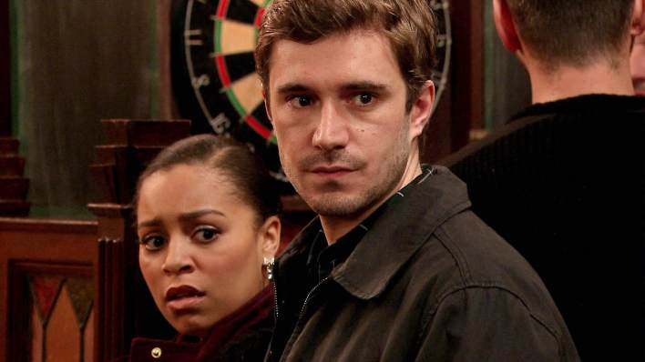 Steph and Andy - Coronation Street - ITV