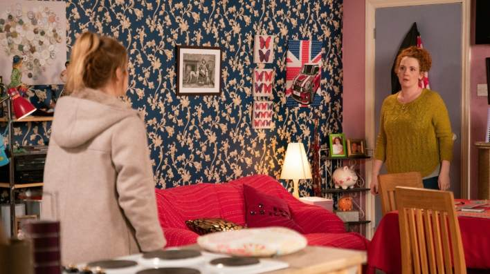Jade and Fiz - Coronation Street - ITV