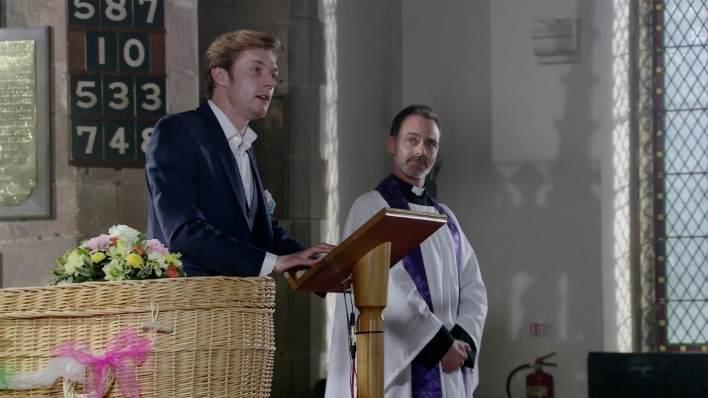 Sinead's Funeral - Coronation Street - ITV