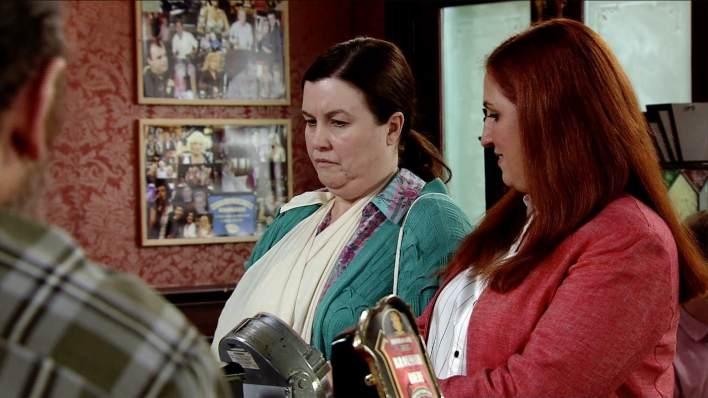 Jan, Moria and Mary - Coronation Street - ITV