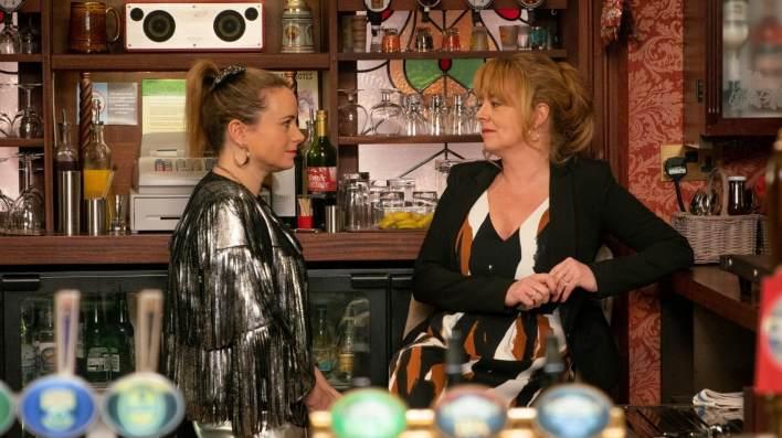 Gemma and Jenny - Coronation Street - ITV