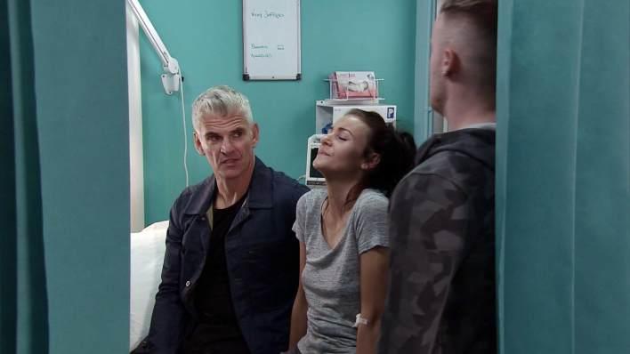 Vicky and Robert - Coronation Street - ITV