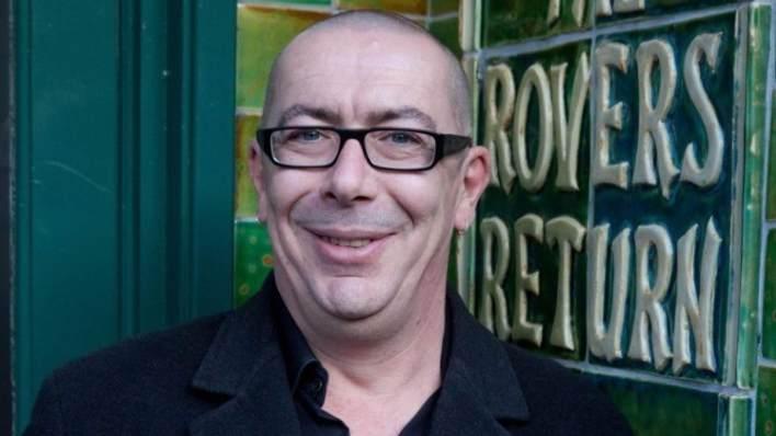 Stuart Blackburn - Coronation Street - ITV