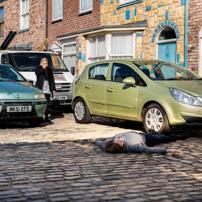 Bethany and Daniel - Coronation Street - ITV