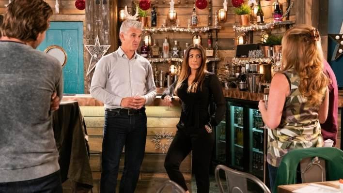 Robert and Michelle - Coronation Street - ITV