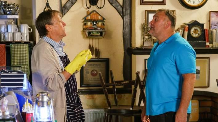 Roy and Larry - Coronation Street - ITV
