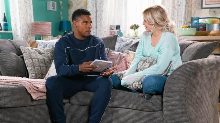 James and Bethany - Coronation Street - ITV