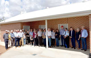 Official opening of the Murrumburrah Showground upgrades.