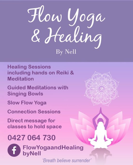 Flow Yoga & Healing – Target