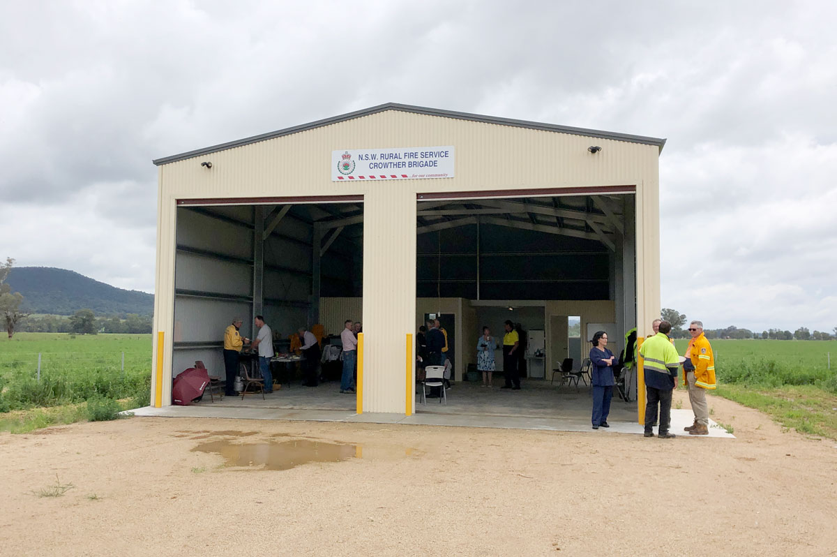 Opening-of-the-new-Crowther-RFS-station.--(2)