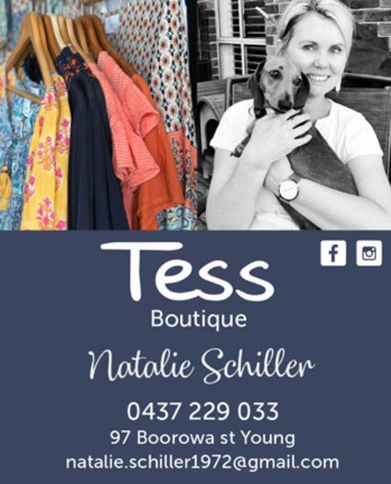 Tess boutique