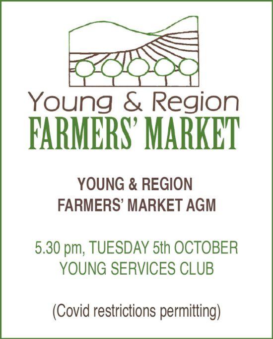 Young & Region Farmers Market