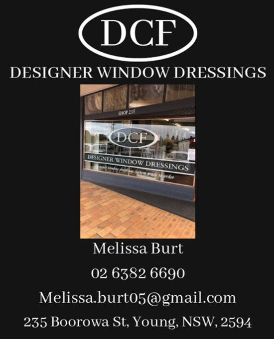 DCF Designer Window Dressings