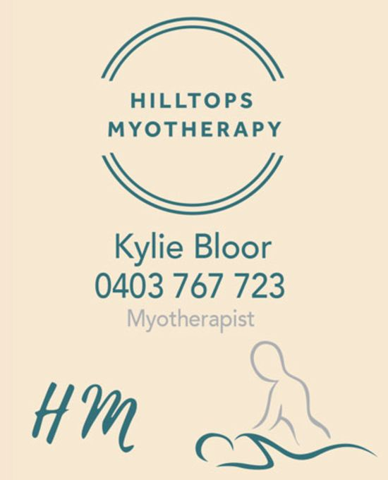 Hilltops myotherapy - Target