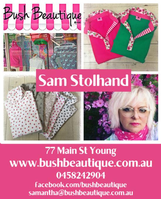 Sam Stolhand - Bush Beautique