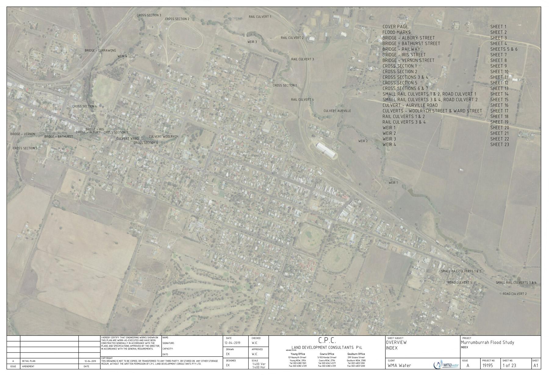 Murrumburrah Flood Study Report DRAFT