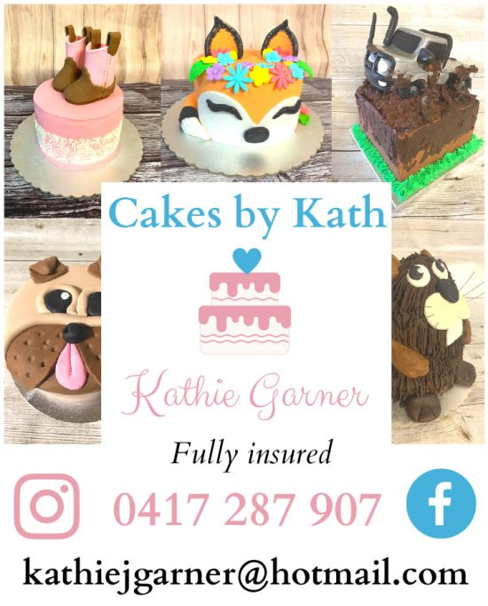 Cakes by Kath