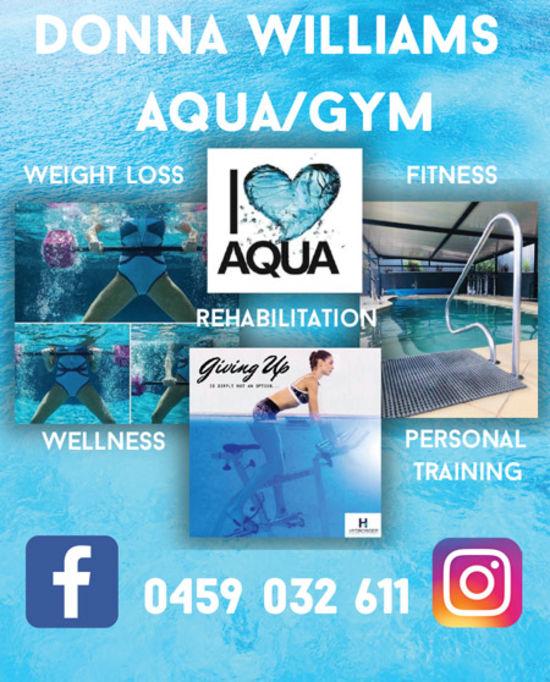 Donna Williams Aqua/Gym