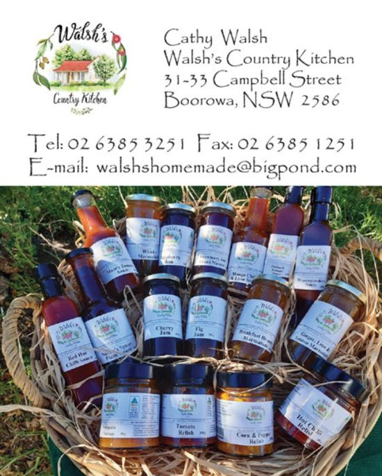 Walsh's Country Kitchen
