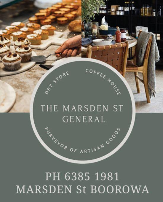 The Marsden St General - Target