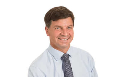 Federal Member for Hume Angus Taylor