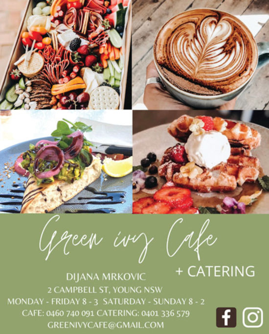 Green Ivy Cafe