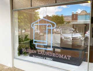 HRDC is operating a laundromat in Neill Street.