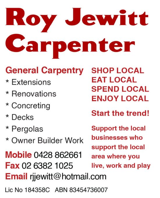 Roy Jewitt Carpenter