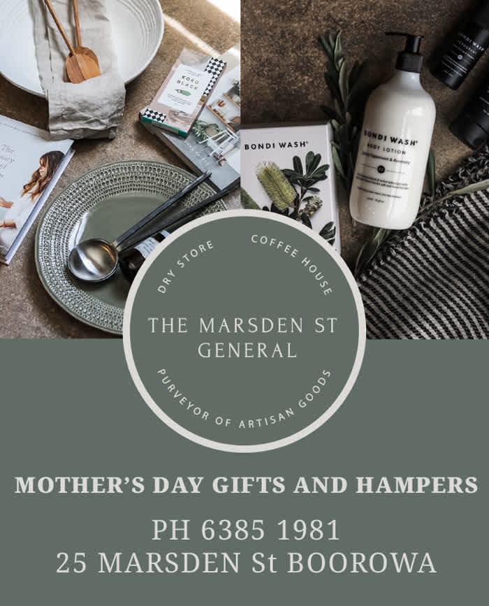 The Marsden St General – mothers day