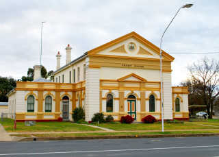 Boorowa Court House