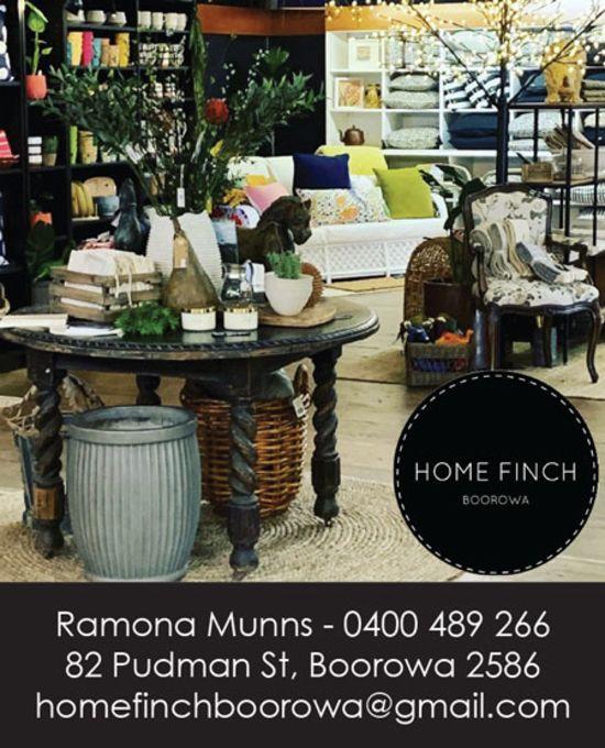 Ramona Munns - Home Finch
